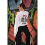 1990 RECORDS WHITE SWEATSHIRT - Vagrancy lifestyle eshop for Casual men and women clothes