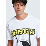 ANTISOCIAL BOX TOP - Vagrancy lifestyle eshop for Casual men and women clothes