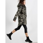 Army Parka Woman  Jacket - Vagrancy lifestyle eshop for Casual men and women clothes