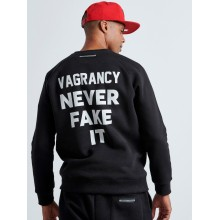 BACK Never Fake It SWEATER