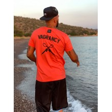 Back Vagrancy Guns T-shirt