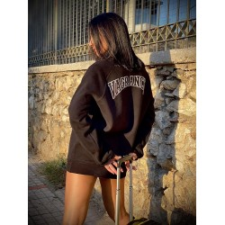 BACK VAGRANCY OVERSIZED SWEATSHIRT - Vagrancy lifestyle eshop for Casual men and women clothes