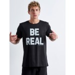 BE REAL T-shirt - Vagrancy lifestyle eshop for Casual men and women clothes