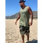 Beach Breathe Sleeveless - Vagrancy lifestyle eshop for Casual men and women clothes