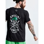 BLACK SPECIAL FORCES T-SHIRT - Vagrancy lifestyle eshop for Casual men and women clothes