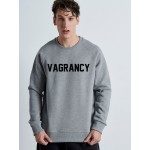 Black Vagrancy Sweater - Vagrancy lifestyle eshop for Casual men and women clothes