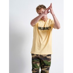 BLACK VAGRANCY T-shirt - Vagrancy lifestyle eshop for Casual men and women clothes