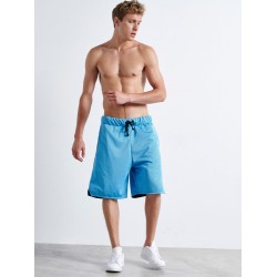 Blue NBA Shorts  - Vagrancy lifestyle eshop for Casual men and women clothes
