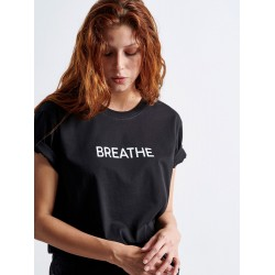 BREATHE Woman T-shirt - Vagrancy lifestyle eshop for Casual men and women clothes