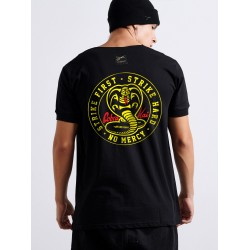 COBRA Kai T-shirt - Vagrancy lifestyle eshop for Casual men and women clothes