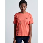 CORAL SCISSORS T-shirt - Vagrancy lifestyle eshop for Casual men and women clothes