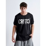 CRITIC T-shirt - Vagrancy lifestyle eshop for Casual men and women clothes