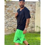 CROSSING PANT LIGHT GREEN - Vagrancy lifestyle eshop for Casual men and women clothes