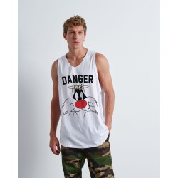 DANGER sleeveless - Vagrancy lifestyle eshop for Casual men and women clothes