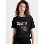 DISASTER T-shirt - Vagrancy lifestyle eshop for Casual men and women clothes