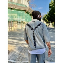 DOUBLE SPINEBACK ΦΟΥΤΕΡ - Vagrancy lifestyle eshop for Casual men and women clothes
