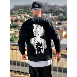 DRAGONBALL Sweater - Vagrancy lifestyle eshop for Casual men and women clothes