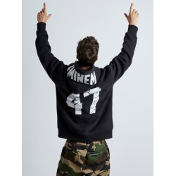 EMINEM 47 Hoodie - Vagrancy lifestyle eshop for Casual men and women clothes