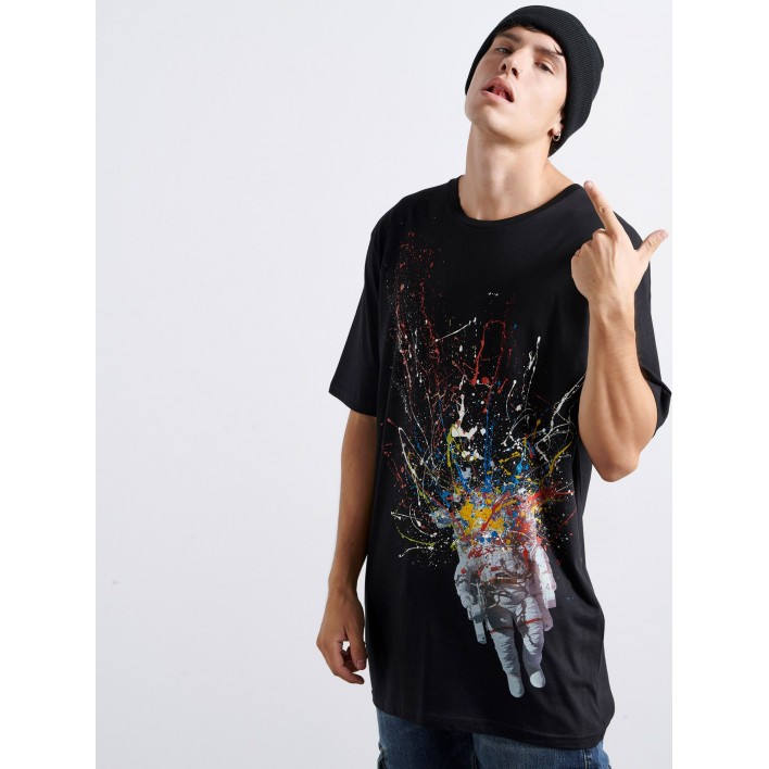 explosion in space - Vagrancy lifestyle eshop for Casual men and women clothes