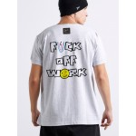 F OFF WORK T-shirt - Vagrancy lifestyle eshop for Casual men and women clothes