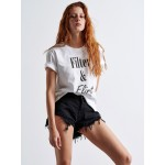 Filter & Flirt Woman T-shirt - Vagrancy lifestyle eshop for Casual men and women clothes