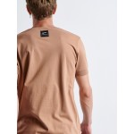 GOLD VAGRANCY BROWN T-shirt - Vagrancy lifestyle eshop for Casual men and women clothes