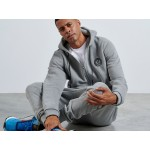 GREY HOODED JACKET - Vagrancy lifestyle eshop for Casual men and women clothes