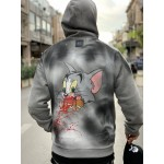 GREY LIMITED JACKET - Vagrancy lifestyle eshop for Casual men and women clothes