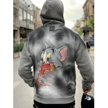 GREY LIMITED JACKET