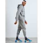 GREY VAGRANCY PATCHED SWEATPANTS - Vagrancy lifestyle eshop for Casual men and women clothes