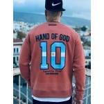 HAND OF GOD CINNAMON Sweater - Vagrancy lifestyle eshop for Casual men and women clothes