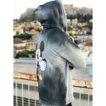 Handmade Mickey Smile HOODED JACKET - Vagrancy lifestyle eshop for Casual men and women clothes