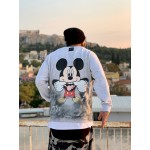 Handmade Mickey Sweater - Vagrancy lifestyle eshop for Casual men and women clothes
