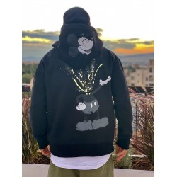 HEADLESS MICKEY HOODIE - Vagrancy lifestyle eshop for Casual men and women clothes