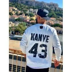 KANYE 43 Sweater - Vagrancy lifestyle eshop for Casual men and women clothes