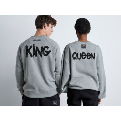 KING & QUEEN Double - Vagrancy lifestyle eshop for Casual men and women clothes