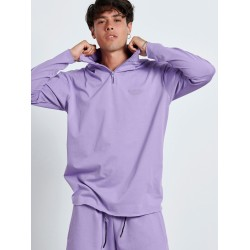 LILAC ZIP TOP - Vagrancy lifestyle eshop for Casual men and women clothes