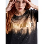 Limited Gold Vagrancy T-shirt - Vagrancy lifestyle eshop for Casual men and women clothes