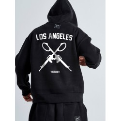 LOS ANGELES Hoodie - Vagrancy lifestyle eshop for Casual men and women clothes