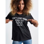 MAKE OUT T-shirt - Vagrancy lifestyle eshop for Casual men and women clothes