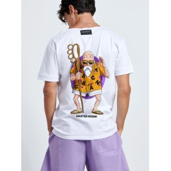 MASTER ROSHI ON VACAY T-shirt - Vagrancy lifestyle eshop for Casual men and women clothes
