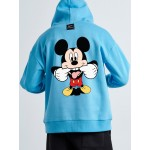 MICKEY Φούτερ με Κουκούλα - Vagrancy lifestyle eshop for Casual men and women clothes