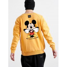Mickey smile USED Sweater