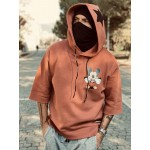 MICKEY STARS Hoodie - Vagrancy lifestyle eshop for Casual men and women clothes
