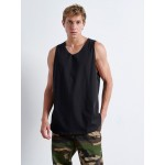 MILANO 2 BLACK sleeveless - Vagrancy lifestyle eshop for Casual men and women clothes