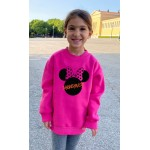 MOUSE PINK SWEATSHIRT - Vagrancy lifestyle eshop for Casual men and women clothes