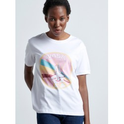 NASA  WOMAN T-shirt - Vagrancy lifestyle eshop for Casual men and women clothes