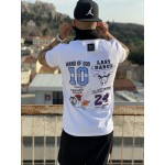 NBA WHITE T-shirt - Vagrancy lifestyle eshop for Casual men and women clothes
