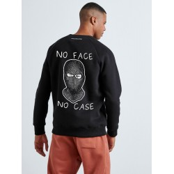 NO FACE Sweater - Vagrancy lifestyle eshop for Casual men and women clothes