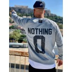 NOTHING 0 Sweater - Vagrancy lifestyle eshop for Casual men and women clothes